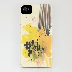 Society6 iPohone covers.