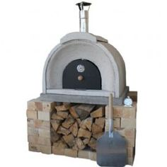 Outdoor Pizza Oven-