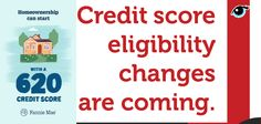 Fannie Mae announced that their Automated Underwriting System will now take an AVERAGE of the two scores for qualifying Fannie Mae, Louisville Kentucky, Home Ownership, Credit Score, Scores, Two By Two