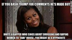 Michael LaVaughn Robinson.. hypocrisy at the White House! Unbelievable