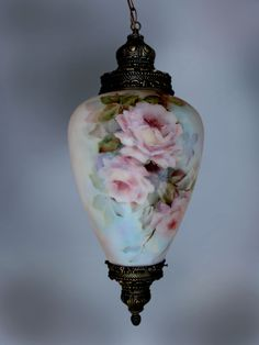 Rose lamp ...-love!