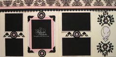 ** My Paper Crafting.com **: My Cricut Two Page Layouts