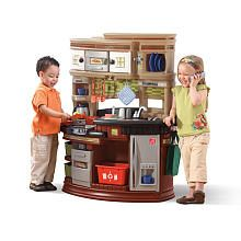 Kids play kitchen on pinterest learning resources for Kitchen set at toys r us