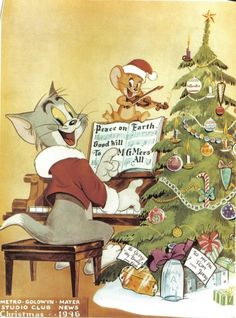 Christmas with Tom & Jerry 1946