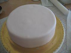 Homemade Fondant or Sugar paste Recipe - Veena's Art of Cakes