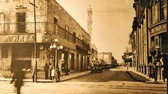 calle Morelos y zaragoza