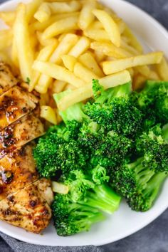 Lower Excess Fat Rooster Recipes That Basically Prime Stove Top Broccoli - My Active Kitchen Best Broccoli Recipe Ever, Easy Broccoli Recipes, Vegan Bbq Recipes, How To Cook Broccoli, How To Cook Pasta, Healthy Recipes, Easy Recipes, Vegetable Medley, Recipes