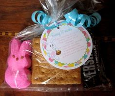 Easter gifts for class by Helen Mata