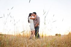 Alyssa Marie Photography / Oak Glen Engagement Session