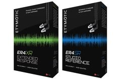 Music Gear Review: Etymotic Research Updated ER4XR and ER4SR In-Ear Earphones