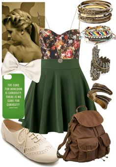 """""""What I Wore To School Today 4_11_13"""" by katie-styles1999 ❤ liked on Polyvore"""