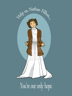 Browncoat Leia by khallion