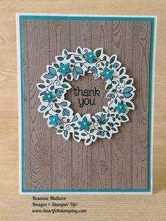 http://www.heartfeltstamping.com/circle-spring-thank-ppa-295  Stampin' Up! Circle of Spring hardwood Thank You