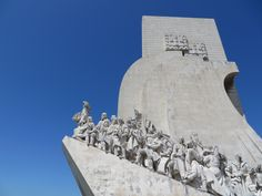 Padrao dos Discubrimentos - Lisbon (Monument to the Discoverers)