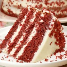 Cook'n Enjoy | Bolo Red Velvet Bolo Red Velvet Receita, Bolos Naked Cake, Cookies, Tiramisu, Ethnic Recipes, Desserts, Food, Album, Instagram