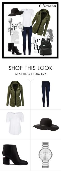 """""""Fab Fall"""" by cielonewton on Polyvore featuring moda, LE3NO, Urban Bliss, Topshop, Charlotte Russe, Alexander Wang, Marc by Marc Jacobs y Chiara Ferragni"""