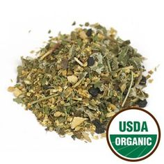 Sniffle Tea Organic - help your body resist cold weather Butterfly Pea Flower Tea, Tea For Colds, Peppermint Leaves, Eating Organic, Tea Blends, How To Make Tea, Medicinal Herbs, Loose Leaf Tea, Herbal Tea