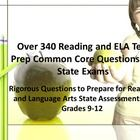 Are you looking for a test prep resource that will help your students be prepared for the types of questions that they will see on your reading and...