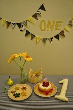 マレーシアの台所。-kitchen in Malaysia-: 1歳の誕生日/Happy 1st Birthday