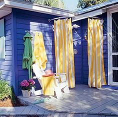 16 DIY Outdoor Showers For This Summer