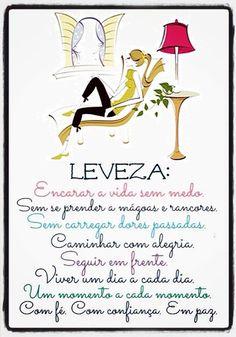 Luiza's Blog: LEVEZA