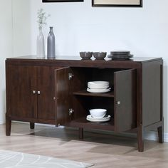 Axis Espresso Finish Buffet - Free Shipping Today - Overstock.com - 80005169 - Mobile