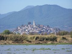 Isla Janitzio, Patzcuaro, Michoacan, Mexico