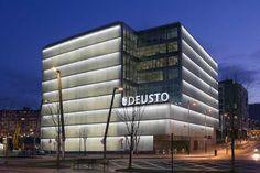 Biblioteca de la Universidad de Deusto / Rafael Moneo