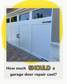 If your garage door won't open, give us a call at (657) 500-1300 for instant Garage Door Repair. We'll help you to identify the problem with upfront pricing so you know what to expect and what garage door service you are paying for. Broken Garage Door Spring, Garage Door Spring Repair, Garage Door Springs, Garage Doors, Instant Garage, Garage Door Opener Installation, Garage Door Company, Home Safety, Outdoor Decor