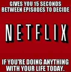 Scumbag Netflix