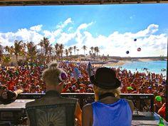 NERVO @ The Groove Cruise 2013   http://instagram.com/soundwavesofficial/