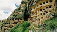 Peru woonplaatsen indianen