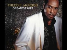 old school right here.Freddie Jackson-Rock me Tonight (good slow jam) Music Pics, Music Songs, Music Videos, Good Music, My Music, Music Beats, Natalie Cole, Old School Music, Slow Dance