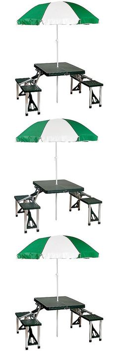 Tables 112590 Portable Picnic Table Folding C&ing Square 4 Seats Umbrella Outdoor Garden New -  sc 1 st  Pinterest & Food Tent Mesh Cover Picnic Screen Large Banquet Size Outdoor ...
