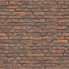 Texturise Free Seamless Textures With Maps: Tileable Red Brick Wall Texture + (Maps) Brick Texture, Tiles Texture, 3d Texture, Wall Texture Types, Floor Texture, Game Textures, Textures Patterns, Brick Patterns, Photoshop
