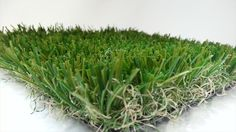 BuildDirect – Artificial Turf - Pre-cut Residential – Spring Green - Angle View