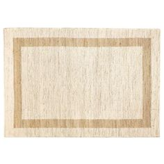 Home Decorators Collection Boundary Natural 12 ft. x 15 ft. Area Rug-0110170950 - The Home Depot