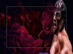 Lucha Underground Mil Muertes Lucha Libre AAA El Mesíasformer tna Judas Mesias Ricky Banderas & real name Gilbert Cosme