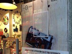 Diseño gráfico para exposición fotográfica