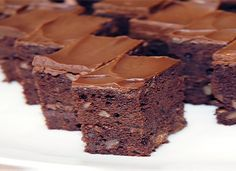 AllWhites and Better'n Eggs: Scrumptious Chocolate Brownies Recipe