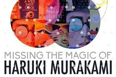 """""""Missing — And Finding — The Magic Of Haruki Murakami"""" So much feels."""