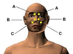 Acupressure Points for Relieving Sinus and Hay Fever