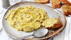 Hummus (pasta de grão de bico) – Tempero Alternativo