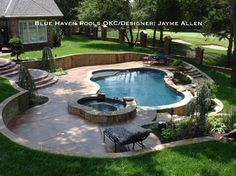 Small Pool Design Ideas, Pictures, Remodel, and Decor - page 115