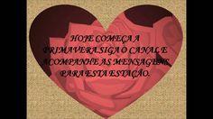 Mensagem-primavera-convite (quinta feira 22-09-16). Canal Alana Rideto
