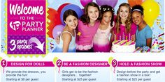 May is PARTY MONTH at #FPgirl.  Check out our awesome Custom Party Ideas and let us know which you like best!!  http://www.fashionplaytes.com/featured/parties