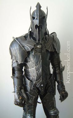 This Lord Of The Rings-inspired armor is amazingly detailed. It's also perfect for hunting down those pesky hobbitses