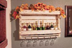 white wine rack by Crocker Twin Creations, Lewisville, TX White Wine Rack, Rustic Wine Racks, Twin, Home Decor, Decoration Home, Room Decor, Twins, Home Interior Design, Home Decoration