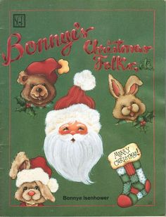 Bonnyes christmas folks tg - terenatal - Picasa Web Albums...patterns and instructions!