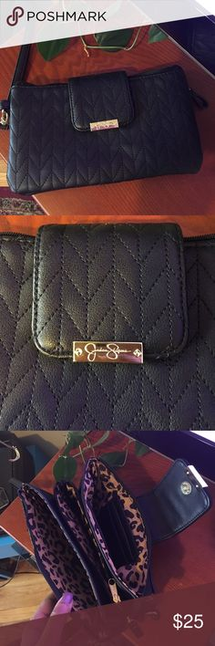 Jessica Simpson Clutch Like new! Jessica Simpson Bags Clutches & Wristlets